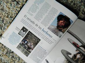 Mi primera publicación en revistaPaula