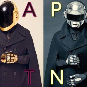 Daft Punk para L'Uomo VogueJulio-Agosto