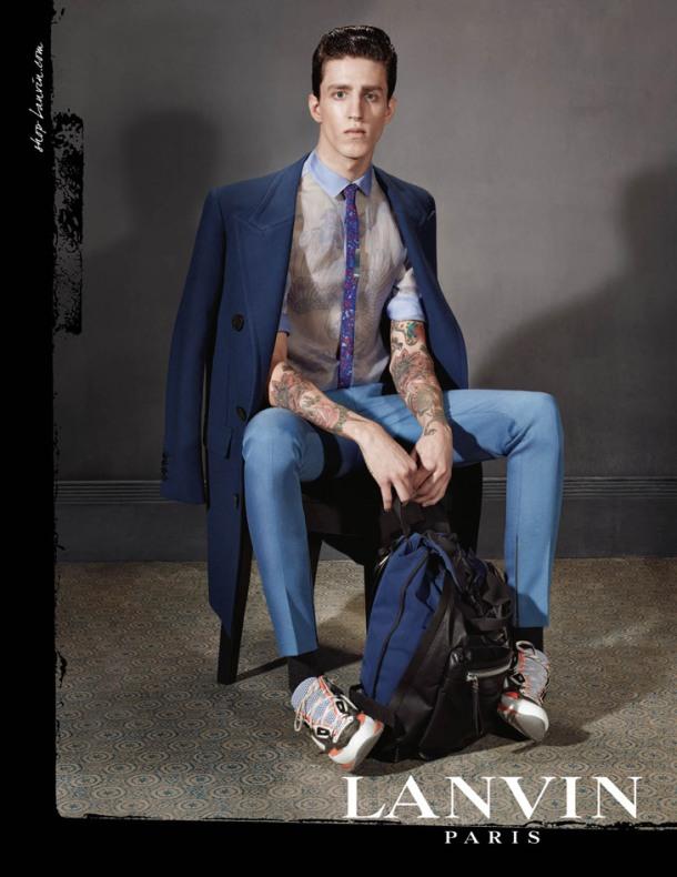 Lanvin-Menswear-FW1314-Steven-Meisel-01