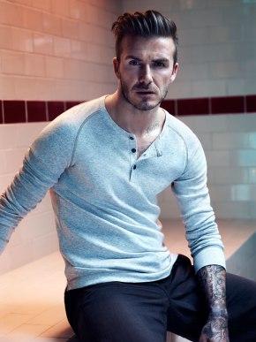David Beckham >>> De vuelta alcamarín