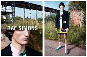 La nueva mirada de un genio >>> Raf SimonsSS2014