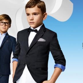 Jugando a ser grande >>> Hugo Boss Kidswear Spring2014