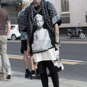 Extracto STREETSTYLE >>> Milan Fashion Week SS15