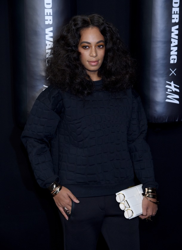 Alexander Wang X H&M Launch - Arrivals