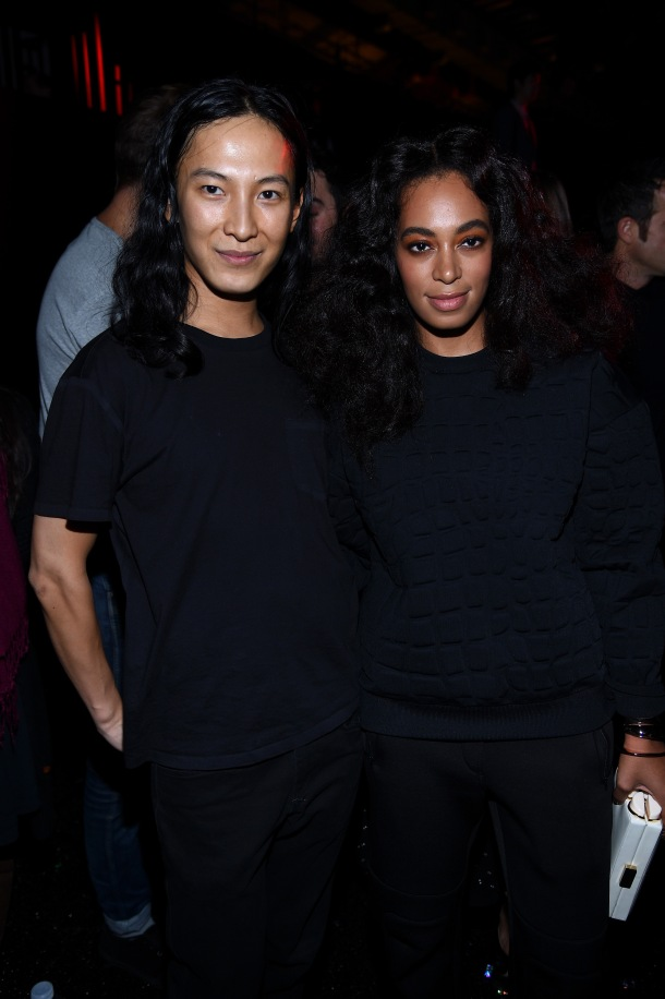 Alexander Wang X H&M Launch - Backstage